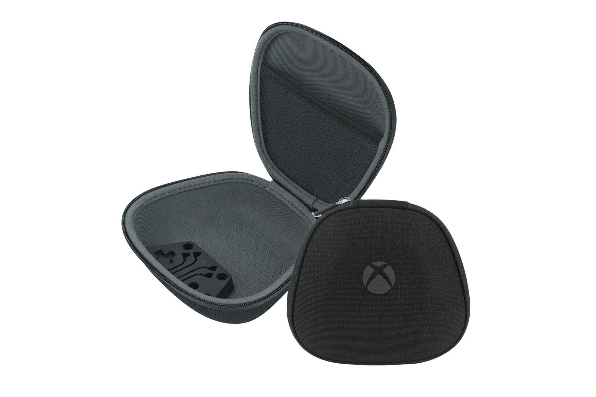 Genuine Xbox One Elite Controller Carry Case Travel Black CZ2-00108