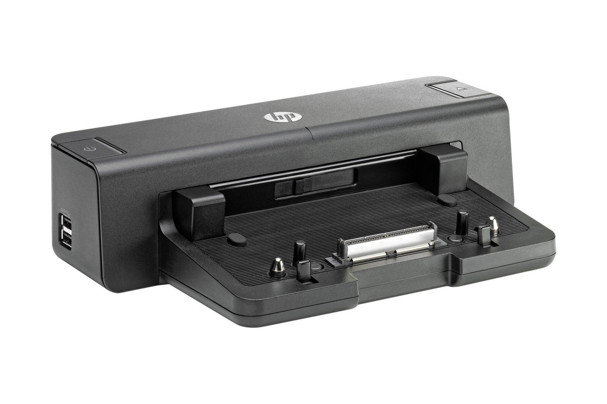 HP 2012 90W Docking Station A7E32AA DisplayPort USB DVI Port Replicator