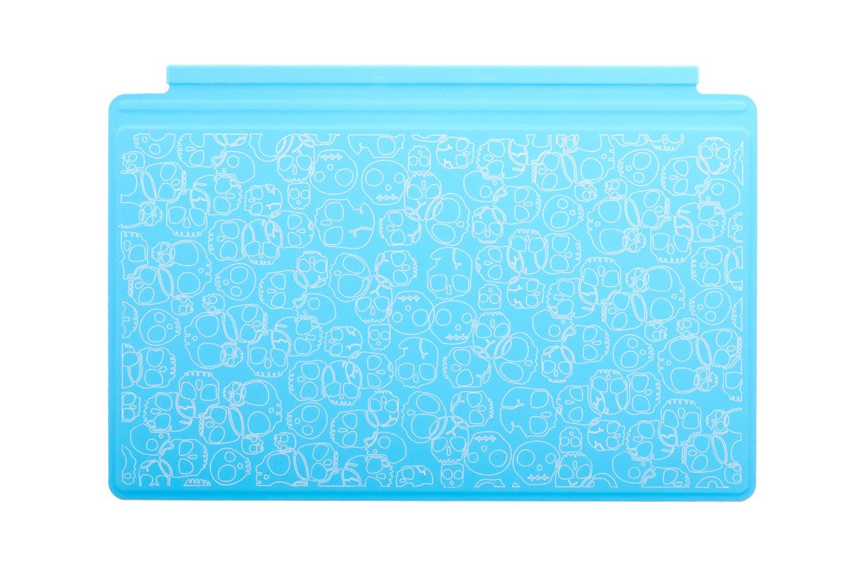 Keyboard Microsoft Surface Touch Cover 1 Cyan AZERTY (French) Grade A