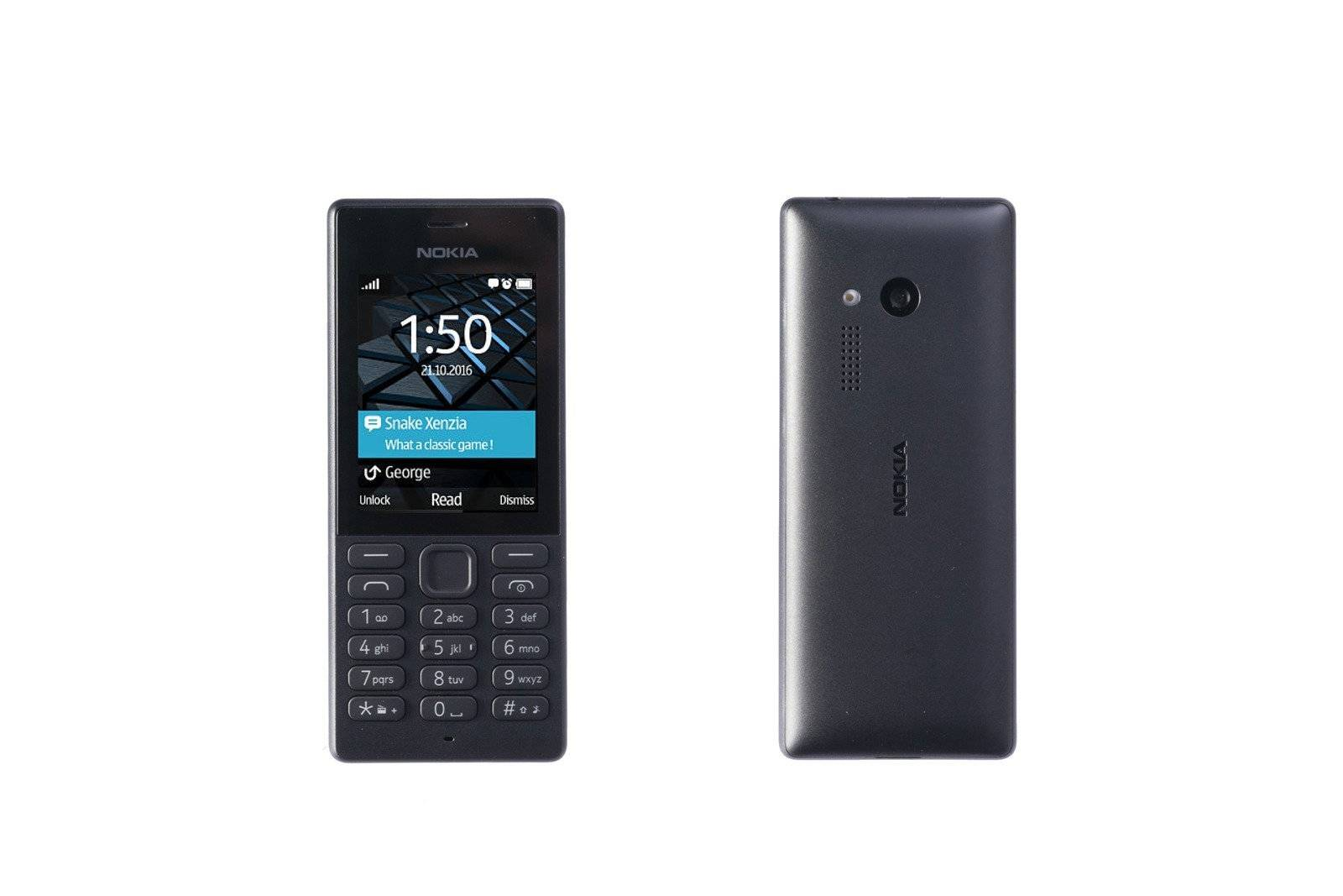 Mobile Phone Nokia 150 RM-1189 GSM 900/1800 senior Damaged / Faulty