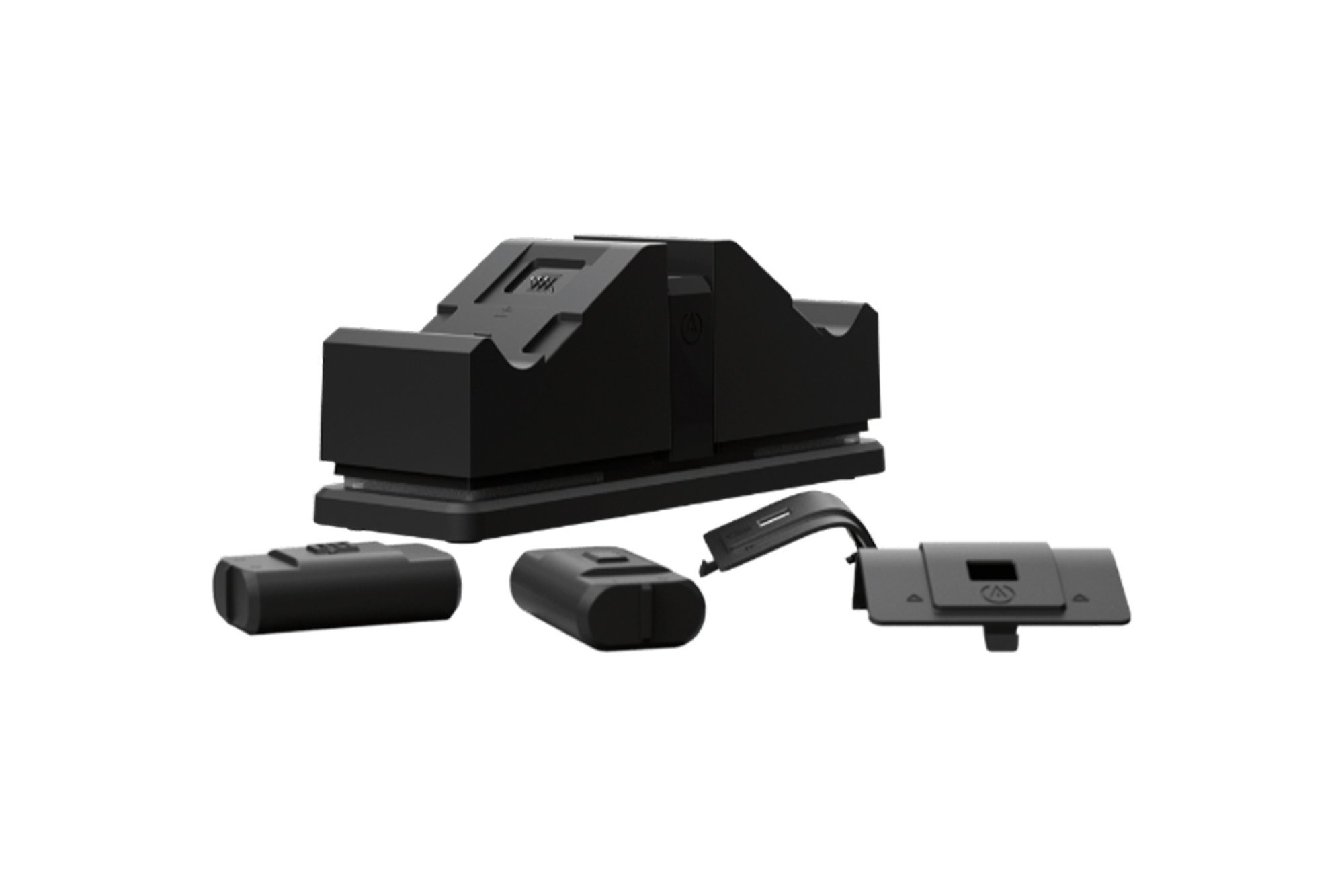 PowerA Wireless controllers Dual Charging Stand For Xbox One - Black