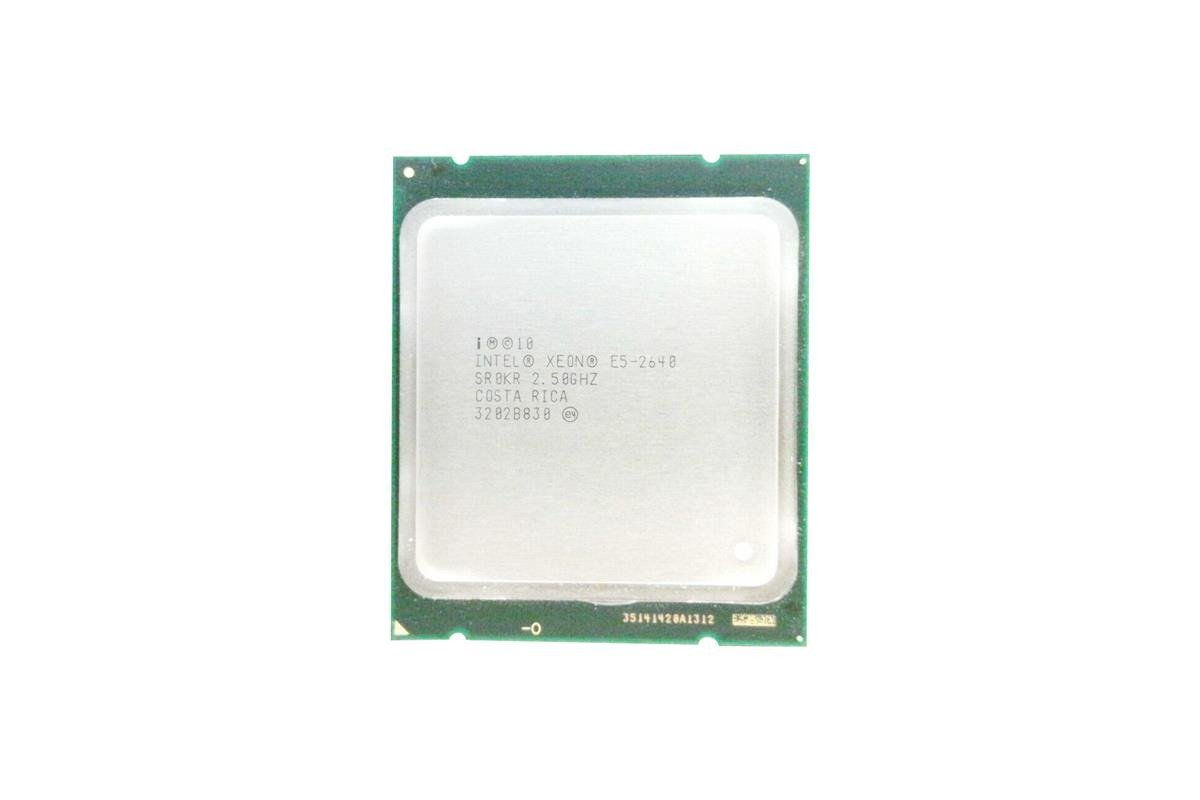 Processor Intel Xeon E5-2640 2.5GHz 1.5MB FCLGA2011