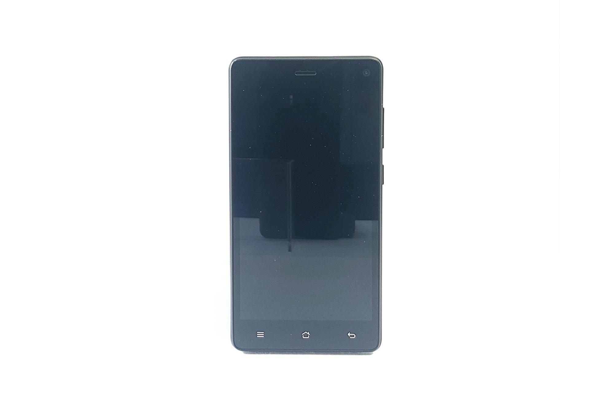 Smartphone Medion Life E5001 8GB Black Damaged