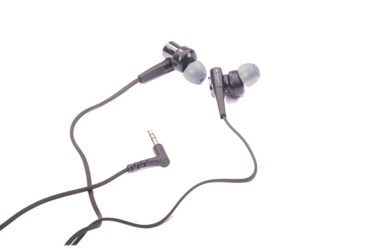 Sony MDR-XB50AP Headphones Black Grade C