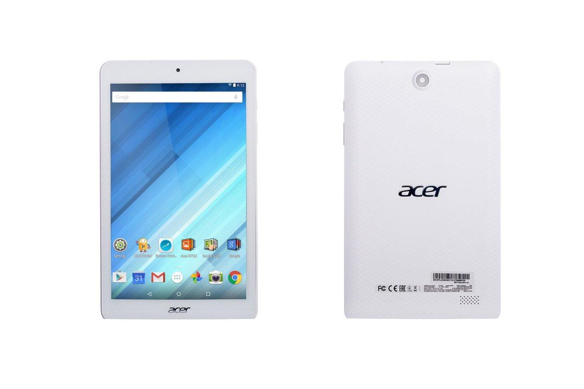 Tablet Acer Iconia One 8 16GB Wi-Fi White B1-850 Grade B