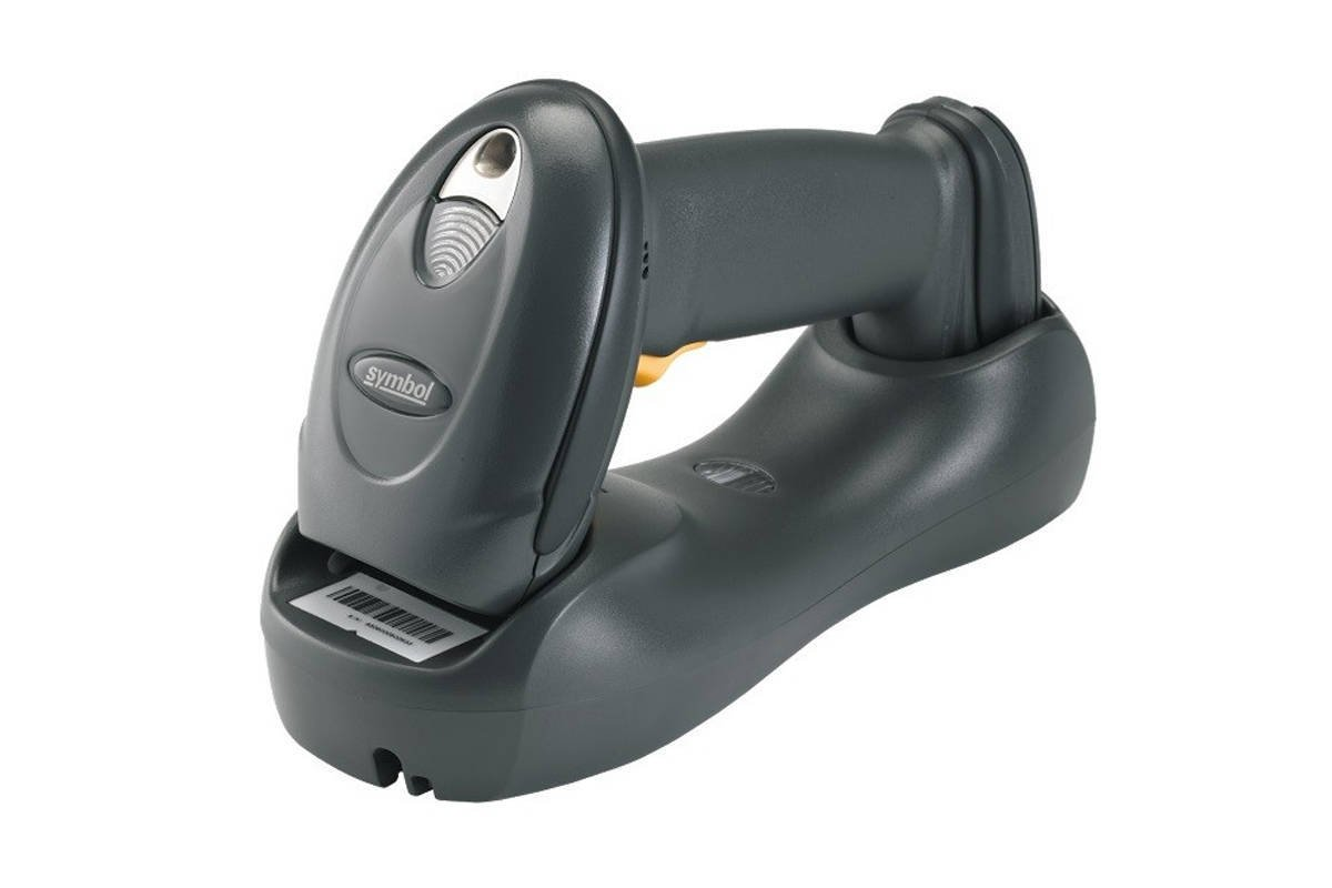 Wireless barcode reader Symbol DS6878 + STB4278 charging station