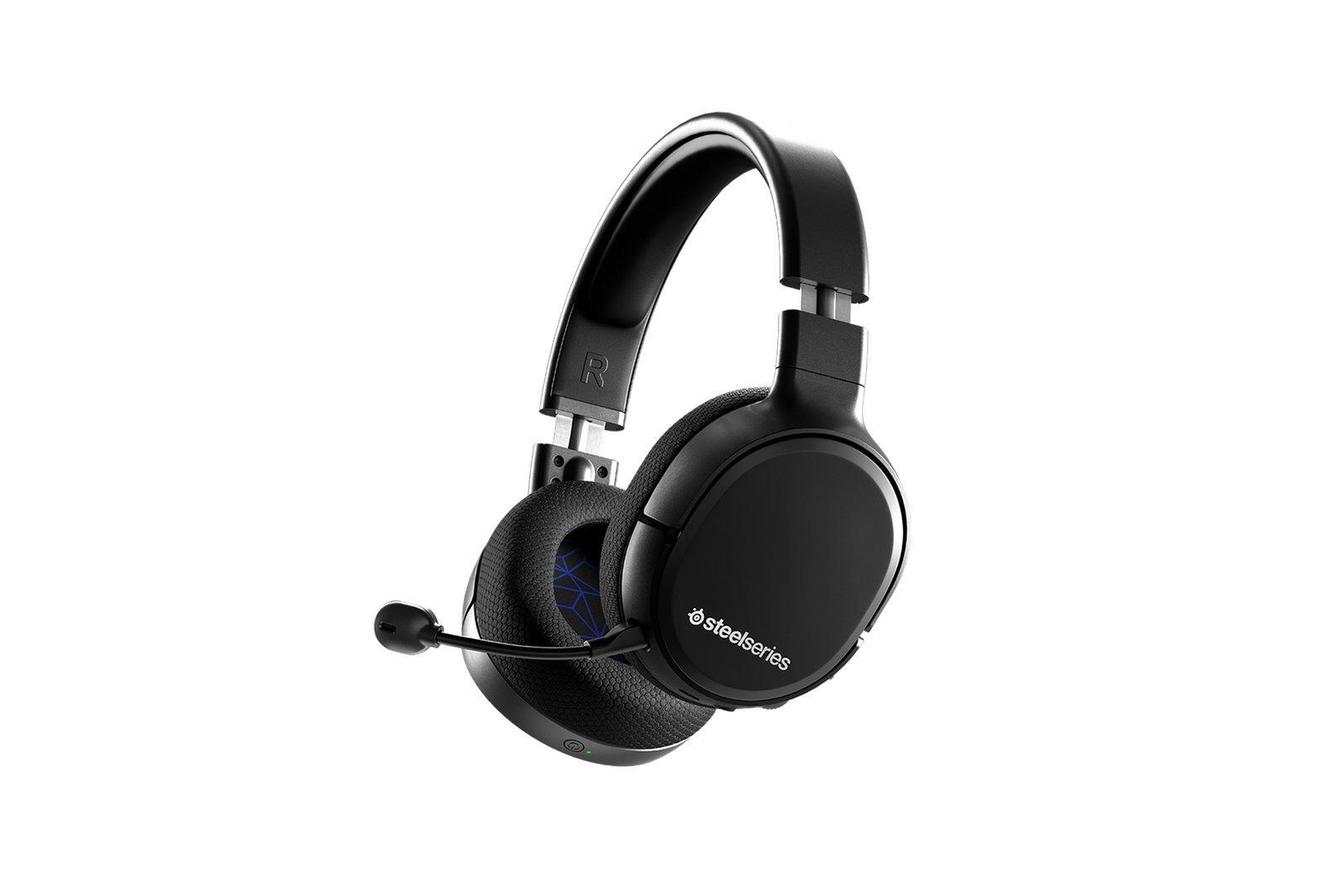 All-Platform Gaming Headset SteelSeries Arctis 1 Wireless (61513)