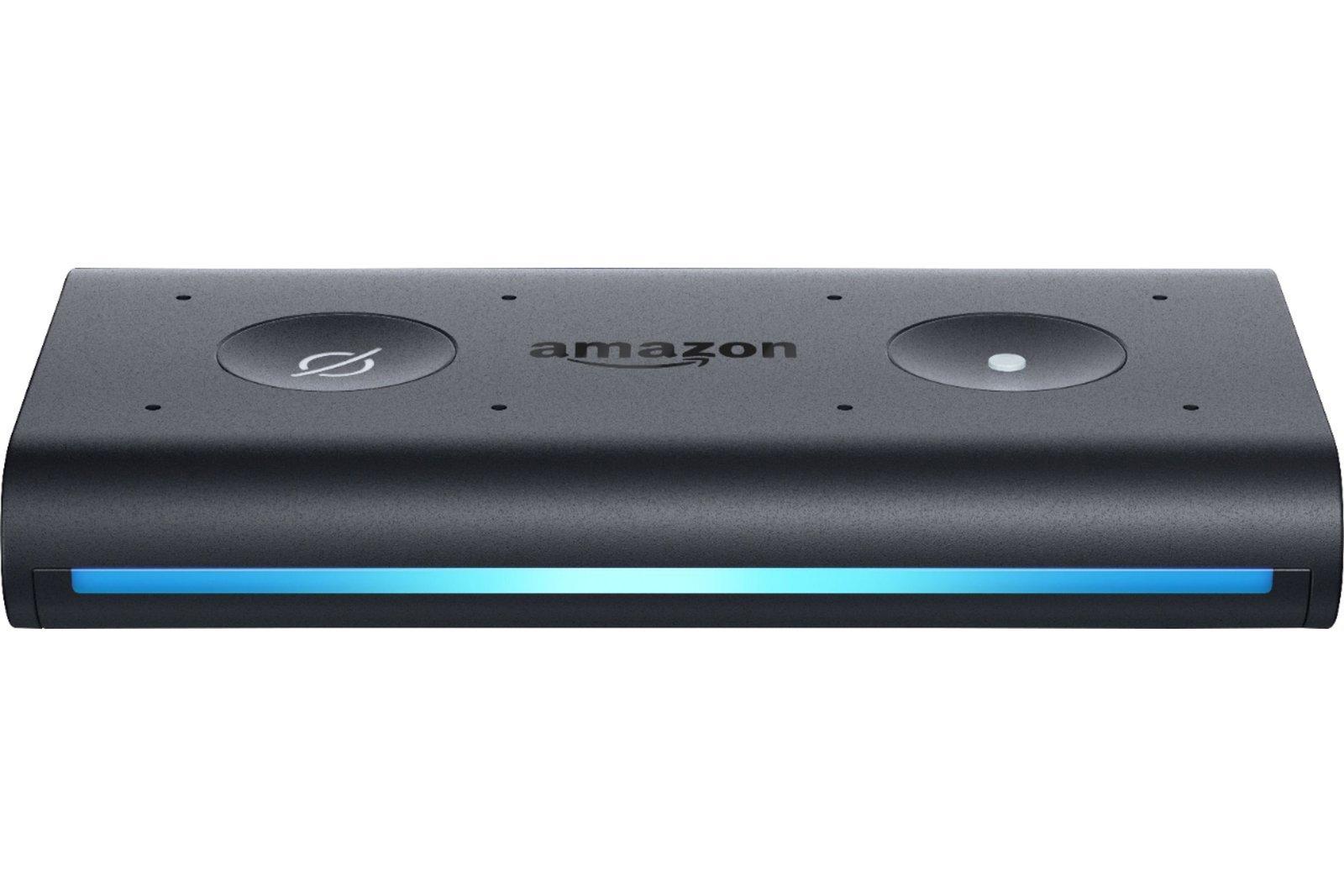 Amazon Echo Auto Smart Speaker with Alexa Black
