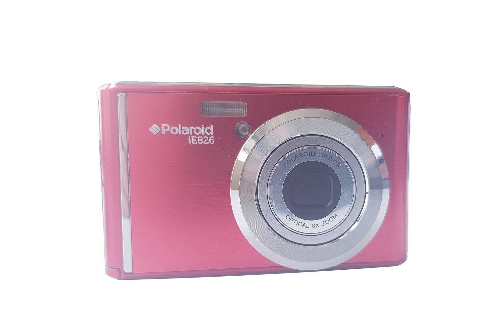 Digital camera Polaroid iE826 18MPx Damaged