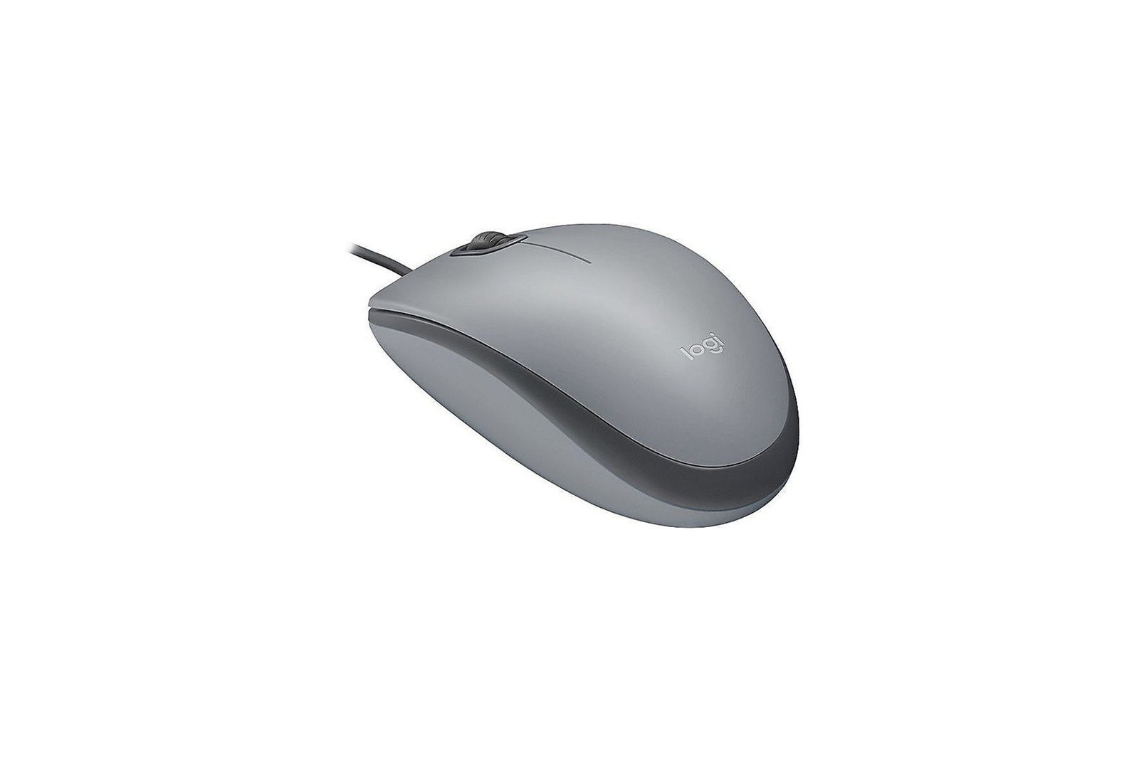 Full-Size USB Wired Mouse Logitech M110 Silent 1000DPI