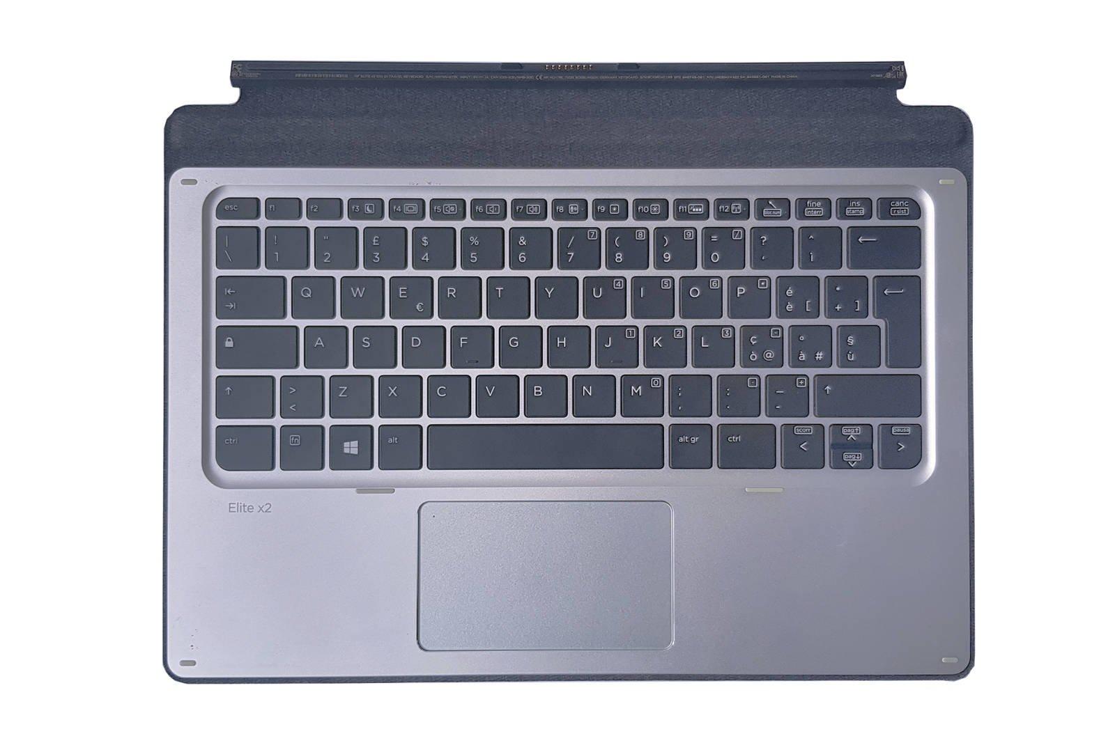 HP Elite x2 1012 G1 Travel Keyboard HSTNN-D72K Italy