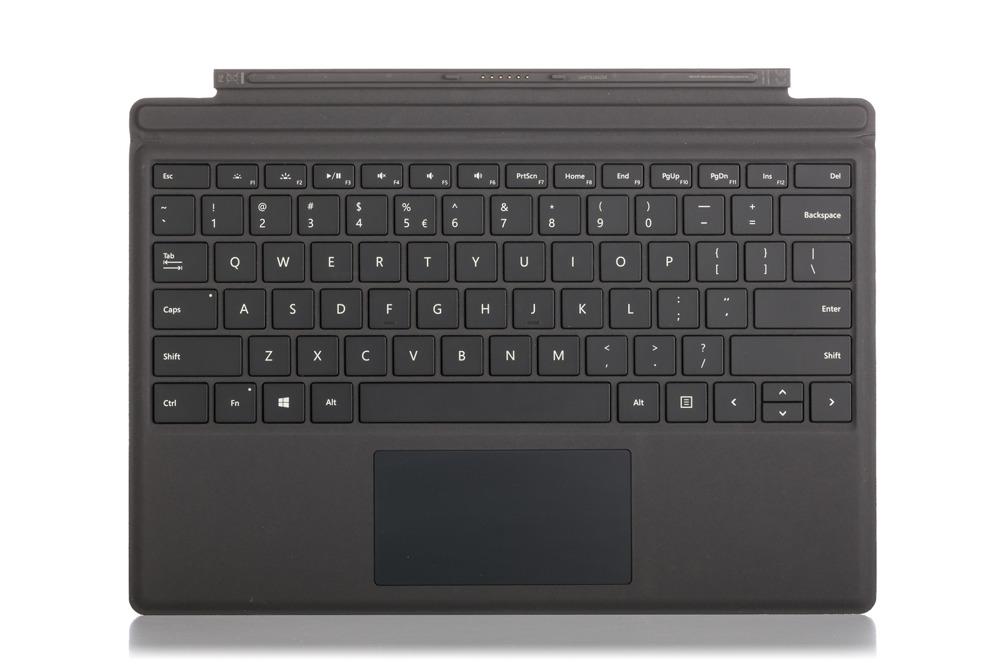 Keyboard Surface Type Cover Pro 4 Black Grade B (Polish (American))