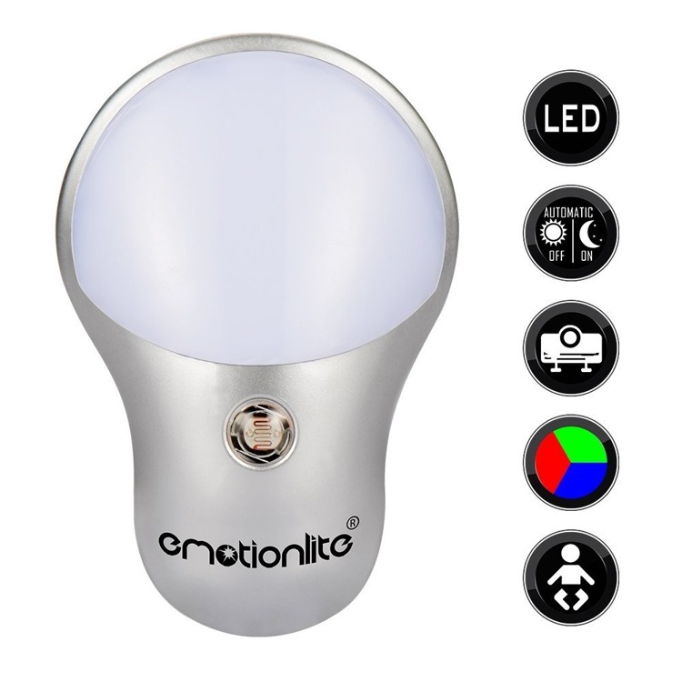 LED RGB  Night Light Emotionlite with Dusk Sensor