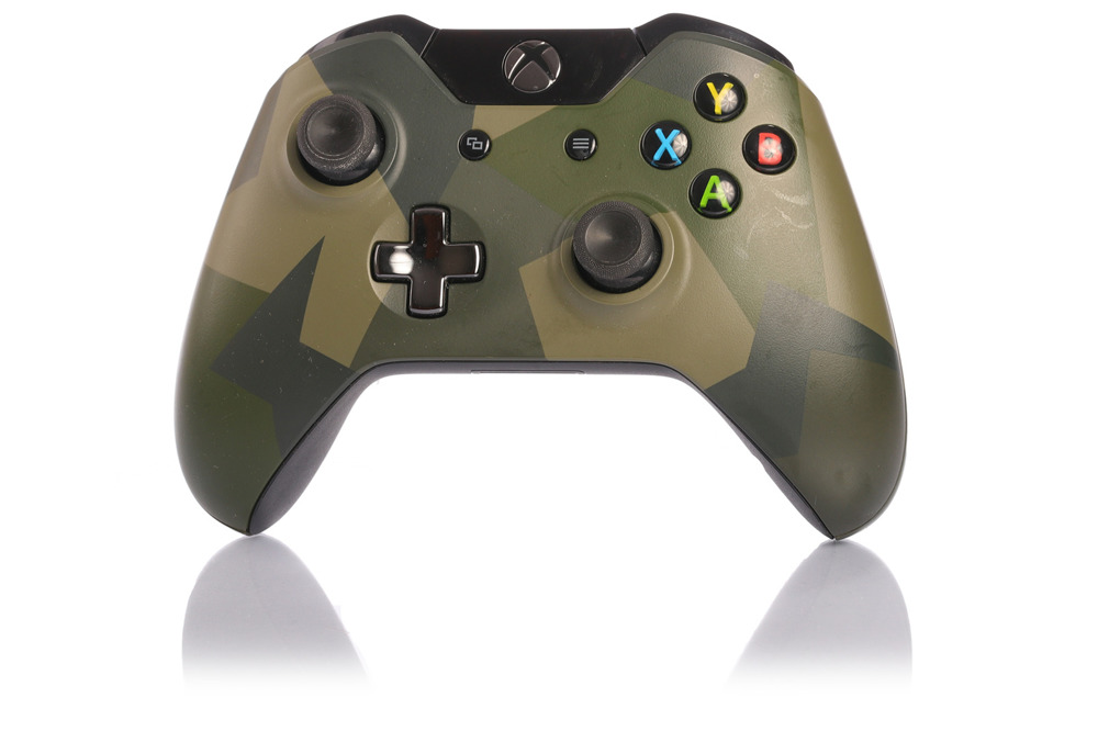 Microsoft Controller Pad Xbox One Armed Forces