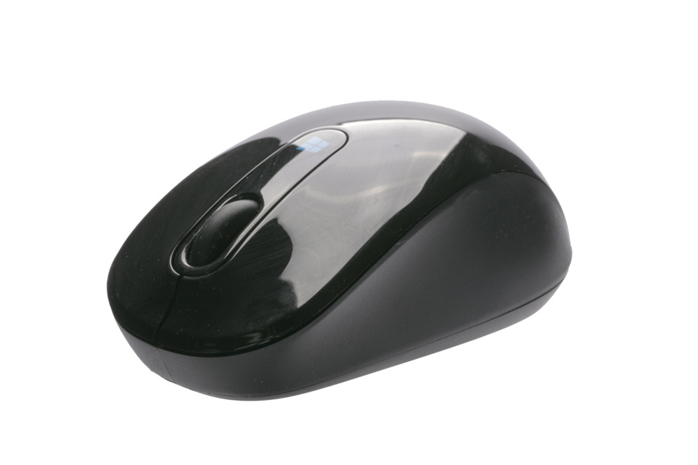Mouse Microsoft Sculpt Mobile Black 43U-00003