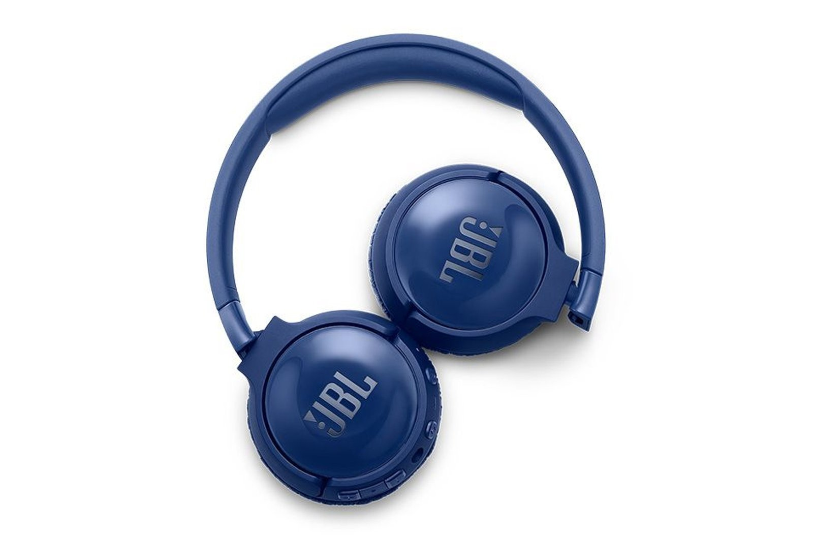New Wireless Over-ear Noise-cancelling Headphones JBL 600BTNC TUNE600BTNC Blue