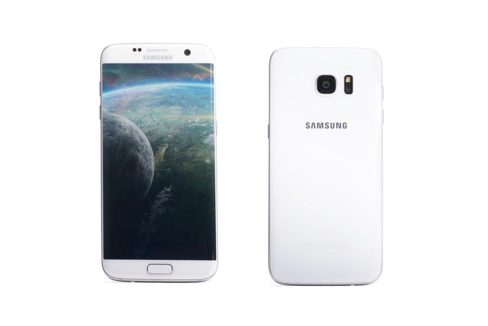 Samsung Galaxy S7 Edge White Pearl SM-G935F