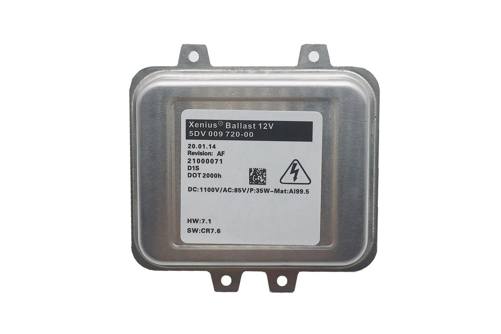 Xenon Headlight Ballast Control Unit Opel Insignia 5DV009720-00 D1S